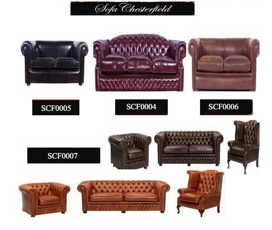21 Sofa Chesterfield dan Kelebihannya