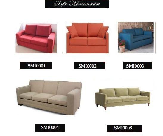 3 Sofa Minimalis dan Kelebihannya