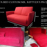 Ordersofabedmerah2 150x150 SOFA L SHAPE CARAMEL MAROON  MRS. OKES PROJECT (SFPCOKE001)