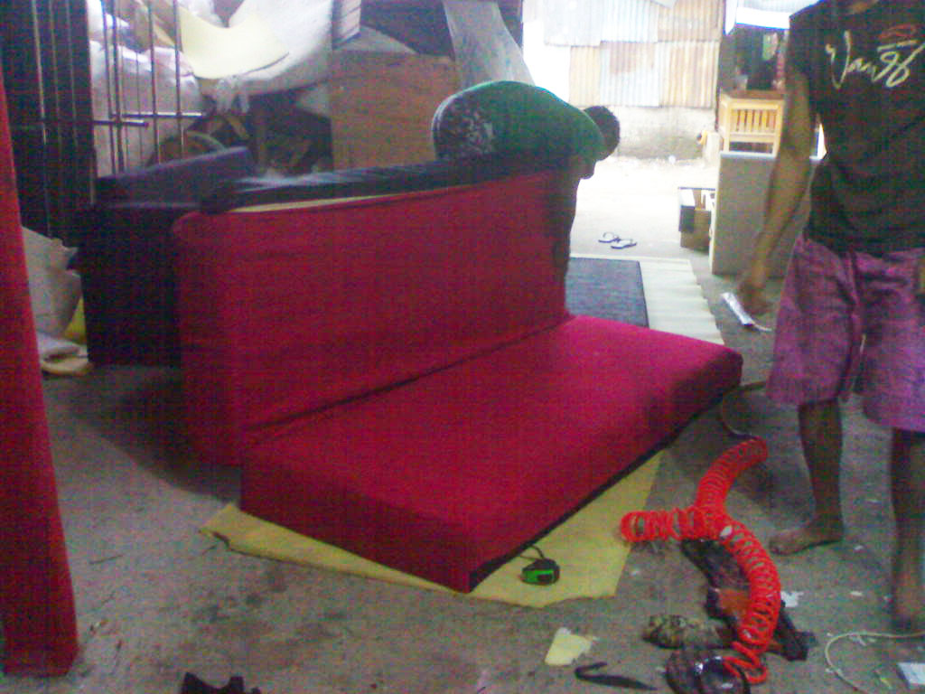 product 135292 5 SOFA BED L SHAPE MR. DONI PROJECT (SBL0001)
