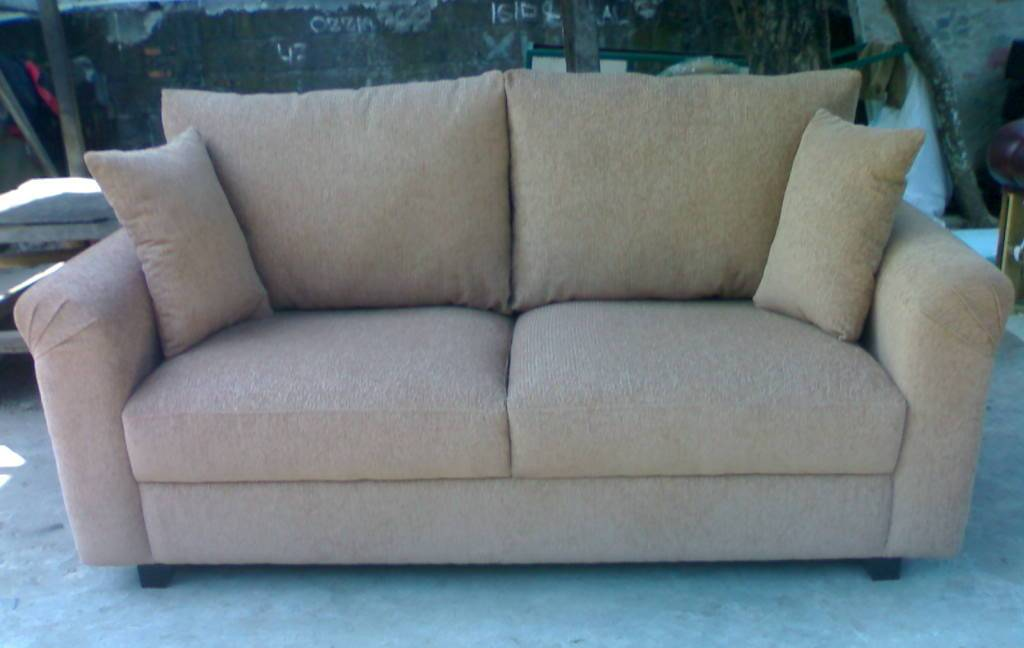 product 175658 1 SOFA MODERN GODIVA LIGHT BROWN MR. TAUFANS PROJECT (SMTAUF0001)