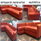 SOFA L SHAPE LEGACY MR. RUDY'S PROJECT (SFCURUD01)