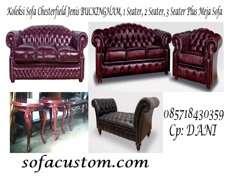 BUCKINGHAMKU SOFA CHESTERFIELD BUKINGHAM (SCFBCK)