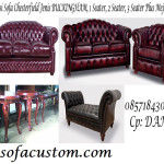 Buckingham Great 150x150 Sofa Custom Kulit Asli Bpk Subur Per Tanggal 16 Juni 2017