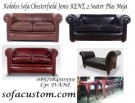 SOFA CHESTERFIELD KENT (SCFKNT)