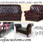 MONKKU 150x150 SOFA CHESTERFIELD PRINCE WALES (SCFPWL)