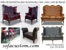 SOFA CHESTERFIELD QUEEN ANE (SCFQAN)