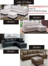 SOFA L SHAPE 14-17