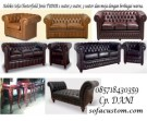 SOFA CHESTERFIELD TUDOR (SCFTDR)