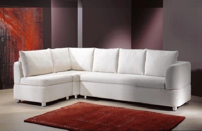 SFL0005 Sofa L Oscar Snow White (SFL0005)