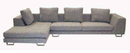 tb 33215 1 Sofa L Amorist Grey (SFL00018)
