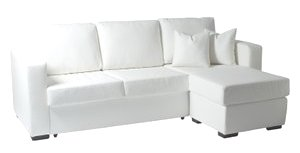 tb 37715 Gustav3 Sofa L Phantom Snow White 2 (SFL00024)