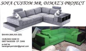 custom sofa mr
