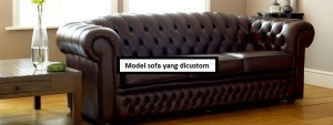 Sofa dicustom